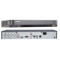 DVR 8 canale Full HD Turbo HD/AHD/HDCVI 2x HDD Hikvision DS-7208HQHI-K2