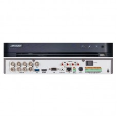 DVR 8 canale Full HD Turbo HD/AHD/HDCVI/CVBS Hikvision DS-7208HQHI-K1