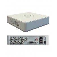 DVR Hibrid HD-TVI, AHD, Analog, 8 canale  HIKVISION