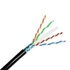 Cablu FTP CAT6E cupru 100% 0.5mm  LA METRU