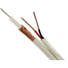 Cablu RG 6 coaxial, CCA la metru