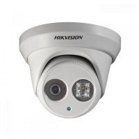 Camera dome IP Hikvision DS-2CD2312-I 1.3MP, 4mm, IR EXIR 30m, IP66, DWDR, PoE