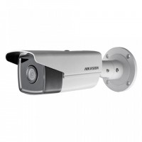 Camera bullet IP Hikvision DS-2CD2T45FWD-I8 4MP, 2.8mm, EXIR IR 80m, IP67, PoE, WDR 120dB, slot card