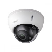 Camera dome antivandal IP Dahua IPC-HDBW2221R-ZAS 2MP, lentila varifocala motorizata 2.7-12mm, IR 30m, IP67, IK10, PoE, WDR 120dB, slot card microSD