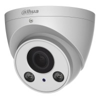 Camera IP dome de exterior 2Megapixeli Dahua IPC-HDW2220R-Z 1080p, IR 60m, IP67, PoE, 2.7-12mm zoom motorizat