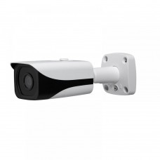 Camera bullet IP Dahua IPC-HFW4830E-S 8MP, H.265+, IP67, IR 40m, slot card microSD, functii IVS, ONVIF, PoE