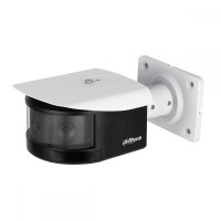 Camera IP Panoramica Dahua IPC-PFW8601-A180 multi-senzor, 3x2MP, WDR 120dB, 3.6mm, Smart IR 30m, IP67, IK10, PoE+