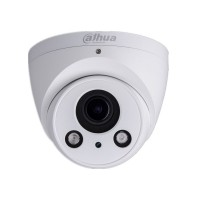 Camera dome IP Dahua IPC-T2A30-Z 3MP, varifocala motorizata 2.7-12mm, IP67, Smart IR 60m, slot card, PoE