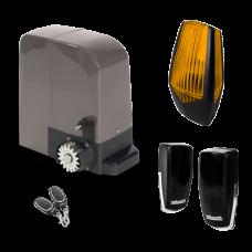 Kit automatizare poarta culisanta 500KG - MOTORLINE BRAVO524-KIT