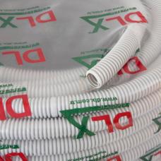 Tub flexibil (copex) D20, Halogen free, ignifug, cu fir tragere, rola 100 metri - DLX CRP-869-20