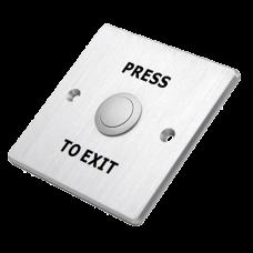 Buton de iesire incastrabil din inox CSB-886D