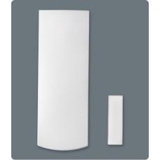Contact magnetic usa/fereastra wireless PARADOX DCT10, 2 zone, 433/868 MHz, antisabotaj dual