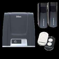 Kit automatizare poarta culisanta 600KG - DITEC DITION6LS