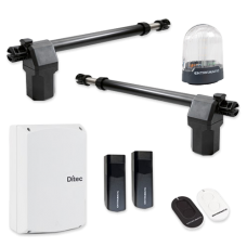 Kit automatizare poarta batanta 2x3.5m - DITEC
