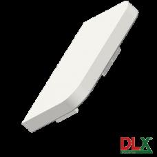 Capac terminal pentru canal cablu 102x50 mm - DLX DLX-102-05