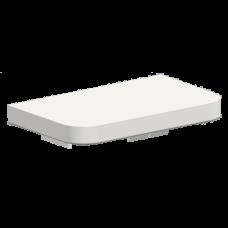 Capac terminal pentru canal cablu 46x18 mm - DLX DLX-460-05