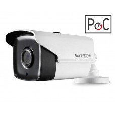 Camera bullet Turbo HD Hikvision DS-2CE16H0T-IT3E 5MP, 2.8mm, IR 40m, IP67, PoC