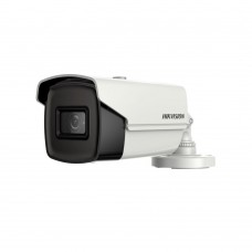Camera bullet Turbo HD Hikvision DS-2CE16H8T-IT3F 5MP, 2.8mm, Smart IR 60m, IP67, WDR 130dB
