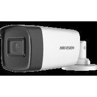 Camera AnalogHD 5MP, lentila 3.6mm, IR 80m - HIKVISION