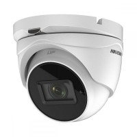 Camera de supraveghere Hikvision Turbo HD Dome 5MP IR 40M DS-2CE56H0T-IT3ZF