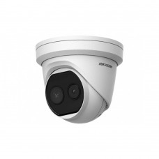 Camera IP termoviziune pentru detectare febra, 0.8 ~ 1.5 metri - HIKVISION