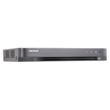 DVR PoC 16 canale  FullHD 2MP, 1 canal audio - HIKVISION DS-7216HQHI-K2/P