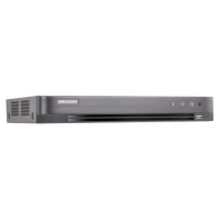 DVR 16 canale video 5MP - HIKVISION DS-7216HUHI-K2(S)