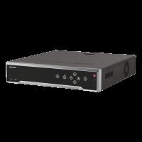 NVR 4K, 32 canale 12MP +16 porturi POE- HIKVISION