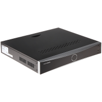 """NVR AcuSense 32 canale 12MP, tehnologie """"Deep Learning"""" - HIKVISION"""