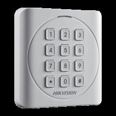 Cititor de proximitate RFID EM125Khz cu tastatura integrata - HIKVISION DS-K1801EK