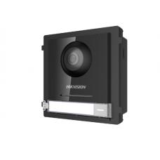 Modul Master conectare 2 fire, camera video 2MP fisheye si un buton apel - HIKVISION DS-KD8003-IME2