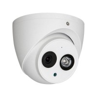Camera HDCVI Dahua HAC-HDW1200EM-A dome, microfon incorporat, 1080p, IR 50m, lentila 3.6mm