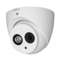 Camera supraveghere Dome Dahua, 4 MP, IR 50 m, 3.6 mm, microfon incorporat