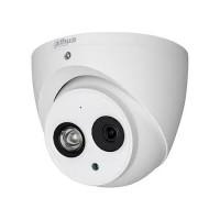 Camera de supraveghere Dahua Dome Eyeball  8MP, 3.6mm, IR 50m, Smart IR, microfon incorporat, IP67