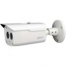 Camera de supraveghere Dahua 2 MP FullHD, lentila fixa 6 mm, IR 80M HAC-HFW1200D-S3A(0600B)