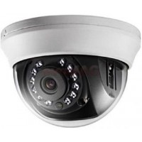 Camera Supraveghere  Hikvision DS-2CE56C0T-IR, Dome, 1MP , 20m IR