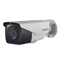Camera supraveghere exterior 3 MP IR 40m Hikvision DS-2CE16F7T-IT3