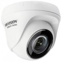 Camera TurboHD 1.0MP, lentila 2.8mm, IR 20M - HiWatch HWT-T110-P(2.8mm)