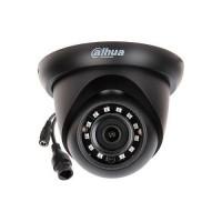 Camera de supraveghere Dahua IP Dome 4MP, CMOS 1/3'', H.265+, 2.8mm, IR30m, IP67, PoE, neagra