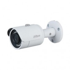 Camera de supraveghere Dahua IP Bullet 2MP, CMOS 1/2.7'', H.265+, 25/30fps@2MP, 2.8mm, IR30m, IP67, PoE