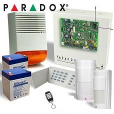 Kit alarma WIRELESS PARADOX MG5000-EXT-F6