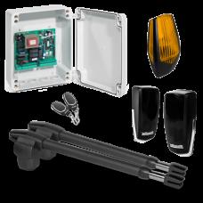 Kit automatizare poarta batanta 2x2.5m -MOTORLINE LINCE300-KIT