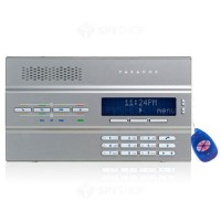 Centrala alarma antiefractie All-in-One Paradox Magellan MG6250+, modul GPRS14, 2 partitii, 64 zone