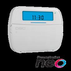 Tastatura LCD cu iconuri, cablata, 128 zone, SERIA NEO - DSC NEO-HS2ICON