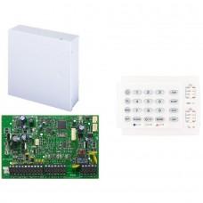 Kit alarma antiefractie Paradox Spectra SP5500+K10, 2 partitii, 2 partitii, 5 zone, 32 utilizatori