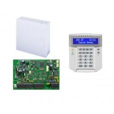 Kit alarma antiefractie Paradox Spectra SP5500+K32, 2 partitii, 2 partitii, 5 zone, 32 utilizatori