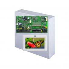 Kit alarma antiefractie Paradox Spectra SP5500+TM50, 2 partitii, 2 partitii, 5 zone, 32 utilizatori