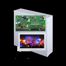 Kit alarma antiefractie Paradox Spectra SP5500+TM70, 2 partitii, 2 partitii, 5 zone, 32 utilizatori