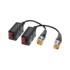 Video balun pasiv HD cu sistem de organizare VB-HD500