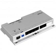 Switch 6 porturi PoE, Dahua VTNS1060A